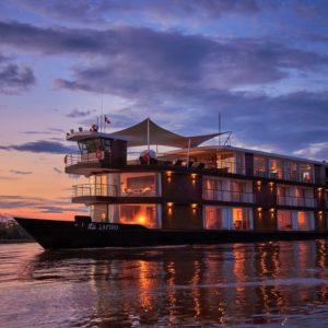 Zafiro Amazon Cruise