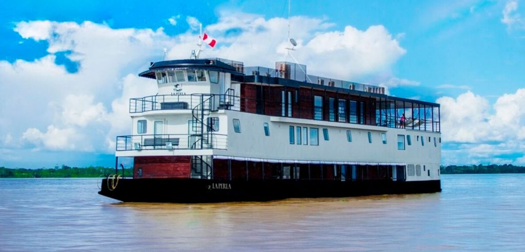 La perla amazon river boat, Amazon river Cruise, River Cruise