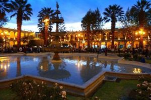 Arequipa, volcano. 19000 foot peruvian volcano, colca canyon, cathedral, arequipa plaza de armas, what todo in arequipa