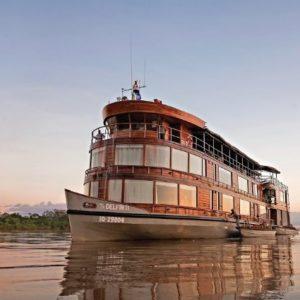Delfin II Amazon Cruise
