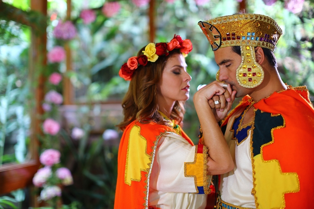 "Andean Wedding Ceremony ""Arac Masin"""
