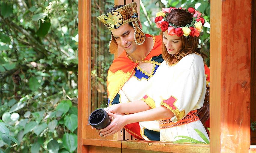 """Andean Wedding """"Arac Masin"""""""