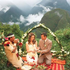 "Andean Wedding ""Arac Masin"""