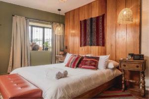 Selina Hotel Room, Cusco Peru