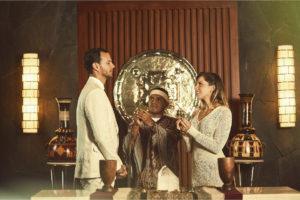 Arac Masin, Andean Wedding