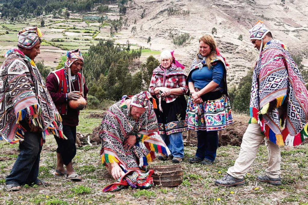 Yachaqs, Andean Communities, experiential tours, andean village, andean town
