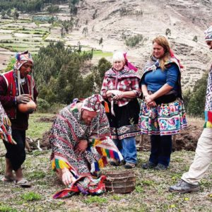 Decoding the Andean Textile and Weaving