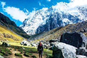 Salkantay trek, adventure in peru, peru adventures