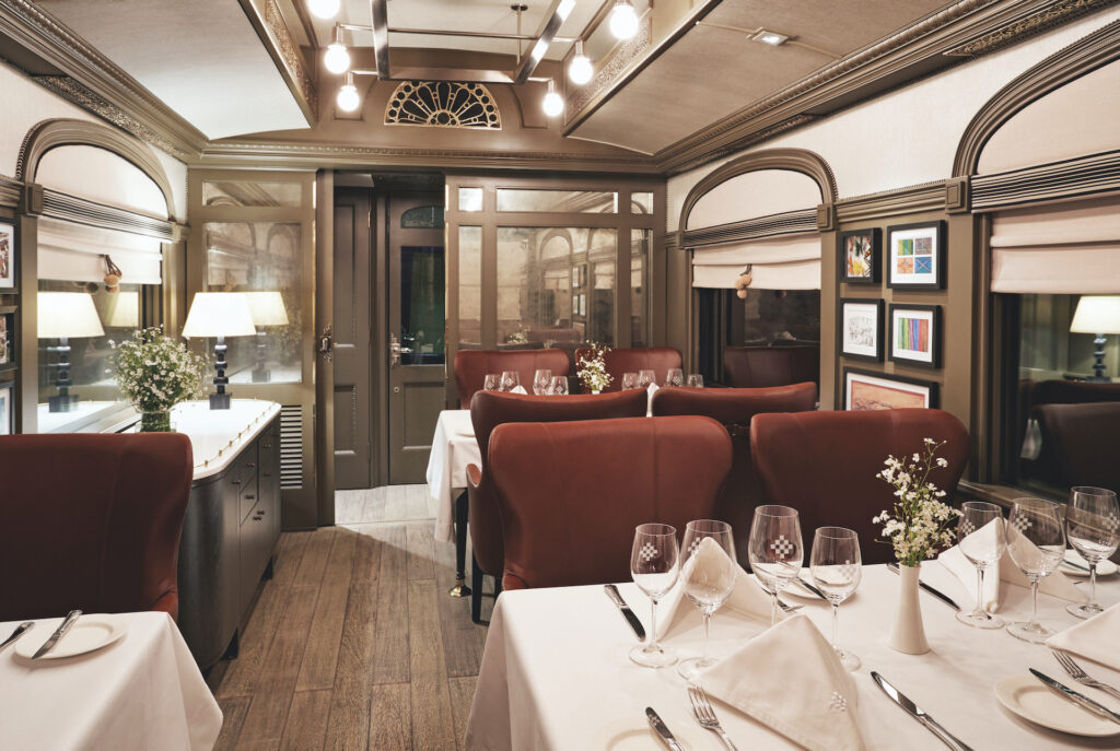 andean explorer luxury train
